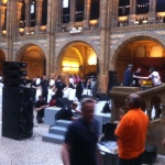 The Cheatles Beatles Tribute Band At The Natural History Museum